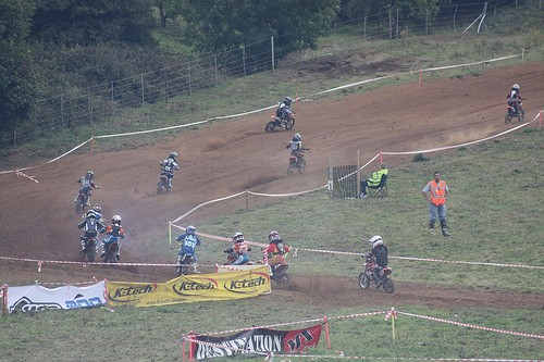 Bletchingley Motocross Track photo
